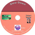 Slow Down NLP CD